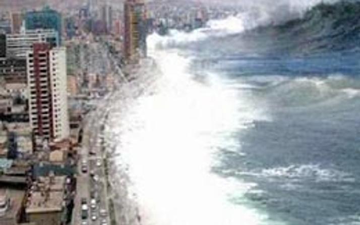Korkutan tsunami raporu!