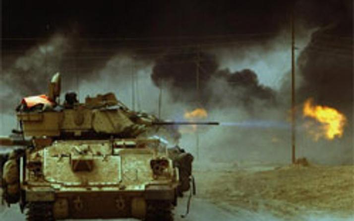 Irakta katliam gibi çatışma