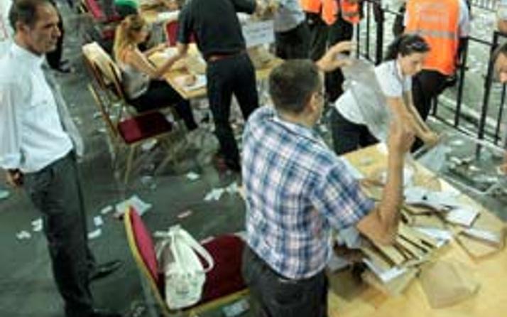 CHP'de Gülen'i öven isme kırmızı kart