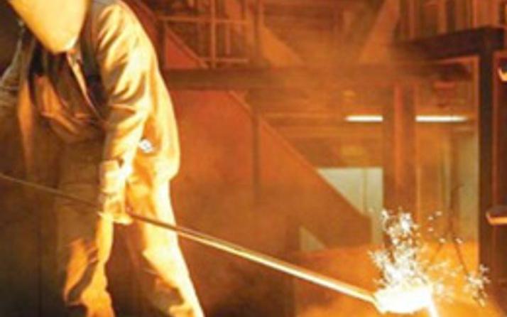 Karadağ'daki çelik fabrikası Türklerin
