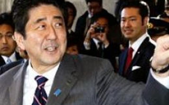 Japonya: Abe başbakan oldu