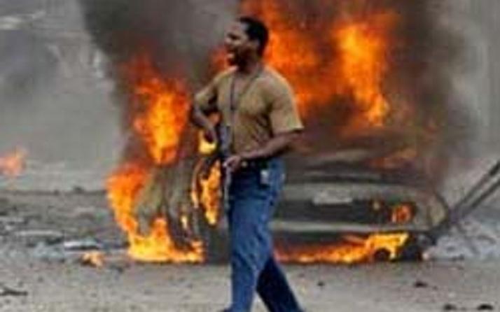 Somalide korkunç patlama!