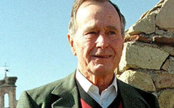 Bush'un sağlığıyla ilgili son bilgi