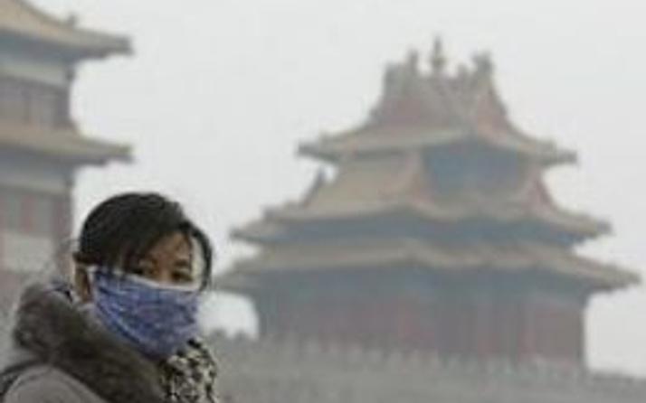 Çin'in birinci gündem maddesi hava kirliliği