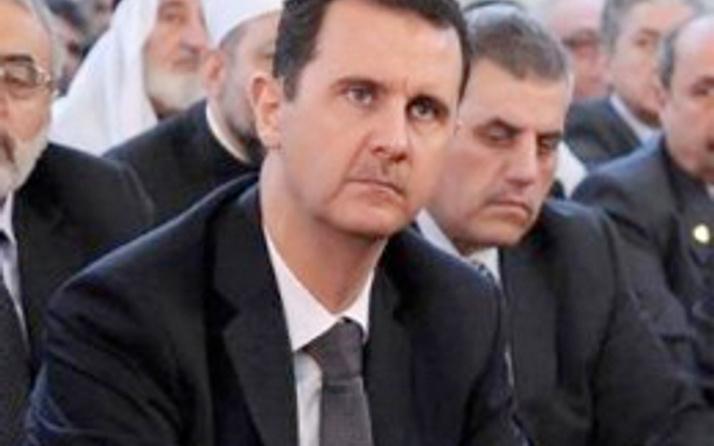 Beşşar Esad vuruldu mu?