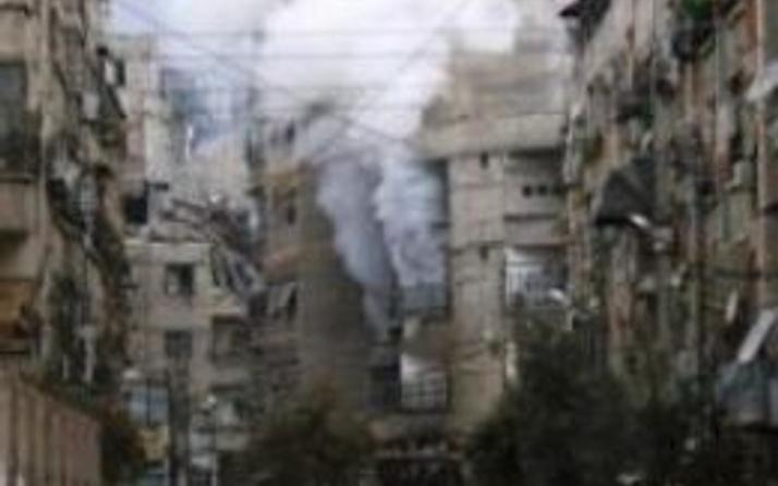 Suriye'nin başkentinde şiddetli 'Cobar çatışmaları'