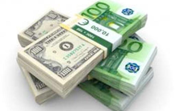 Dolar ve avroda günün rakamları