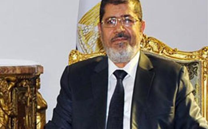 Muhammed Mursi Esad'ı böyle uyardı