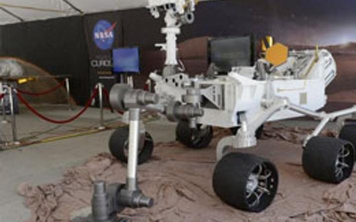Mars'ın robotu Curiosity arıza yaptı