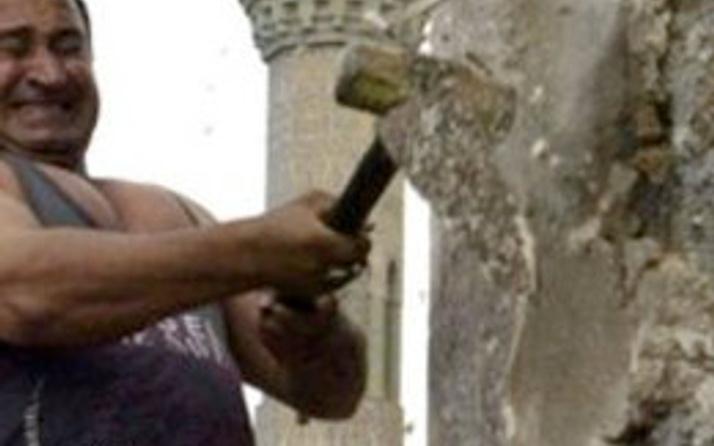 Saddam'ın heykelini yıkan Caburi pişman