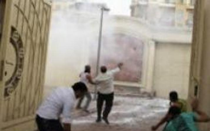 Kahire'de Müslüman-Hristiyan çatışması