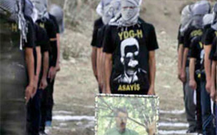 Şırnak'tan gelen şok PKK fotoğrafları