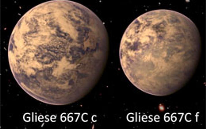 Yaşam ihtimali olan 3 gezegen bulundu