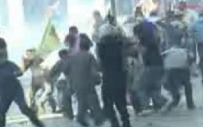 Ethem Sarısülük polis kamerasında