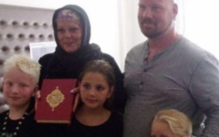 Kur'an duyunca Müslüman oldular