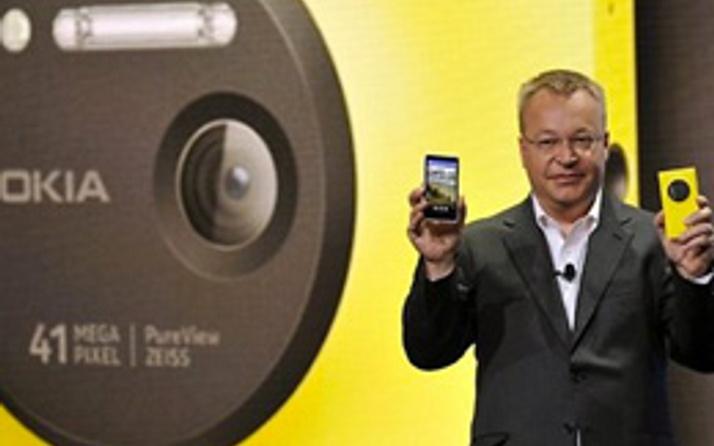 Bu telefonun kamerası 41 megapiksel!