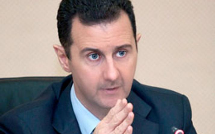 Esad Obama'yı köşeye sıkıştırdı!