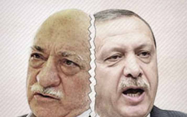 Cemaat savunmada Erdoğan tuş!