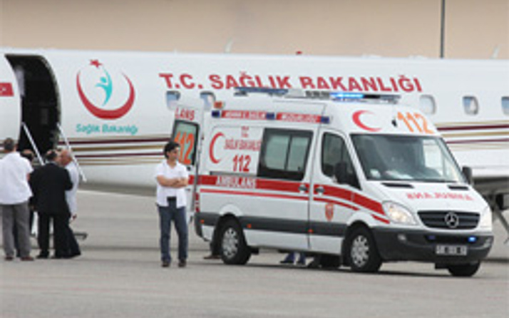Hasan Celal Güzel Ankara'ya getirildi