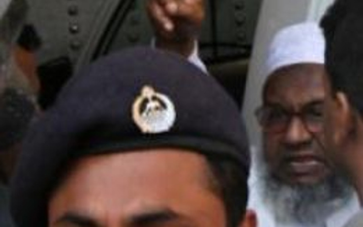 Bangladeş: Cemaat-i İslami lideri Molla'ya idam cezası