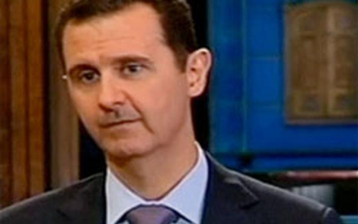 Esad ve ÖSO arasında ateşkes iddiası