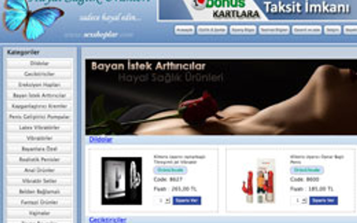 online seks shop