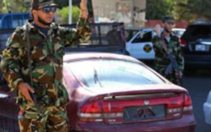 Libya'da muhteşem soygun