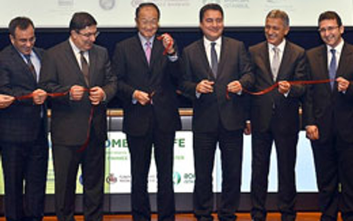 İslami Finans Merkezi açıldı