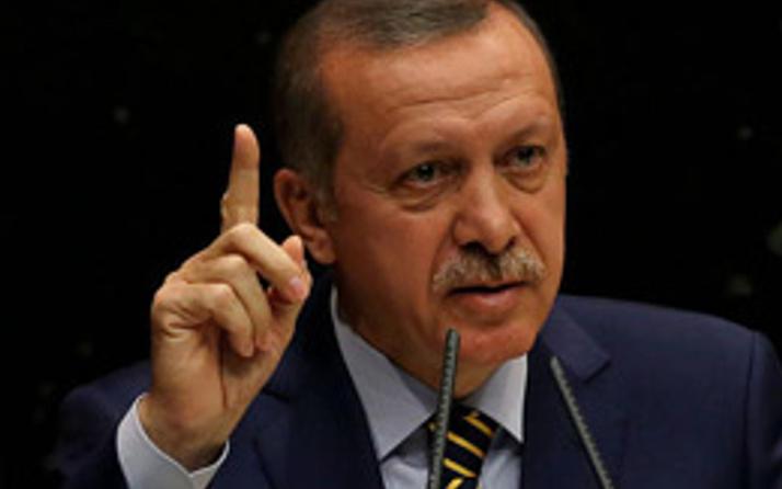 Erdoğan 2013'ü böyle uğurladı