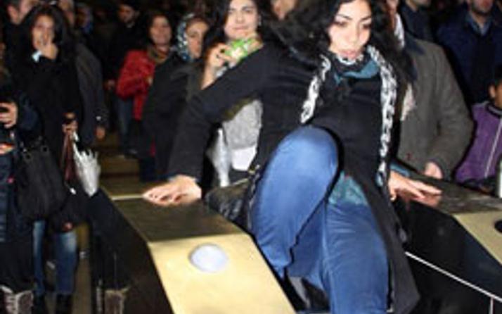 Ankara'da polis müdahalesi