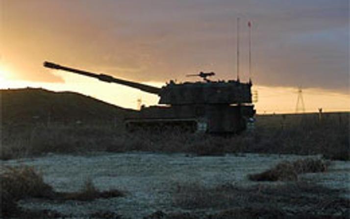 Türkmen güçleri IŞİD mevzilerine saldırdı