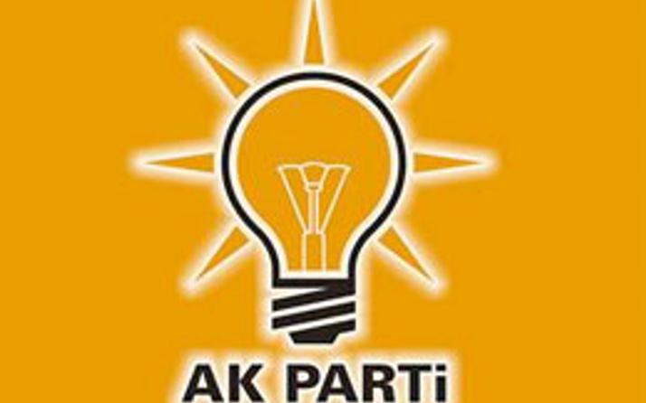 AK Parti il ve ilçe teşkilatı komple istifa etti