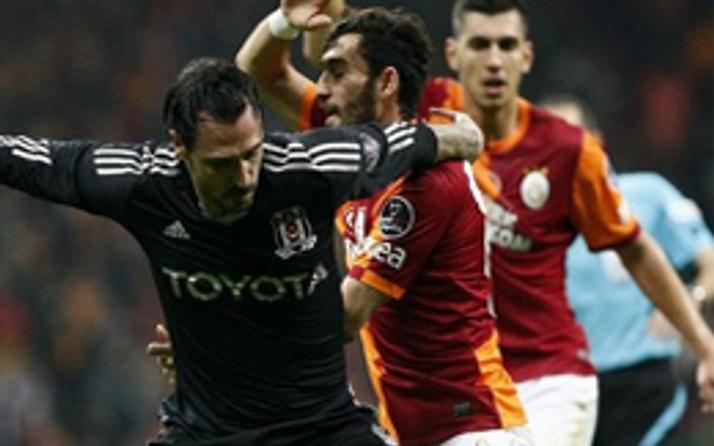 22 Şubat 2014 tarihli Galatasaray-Beşiktaş derbi haberi