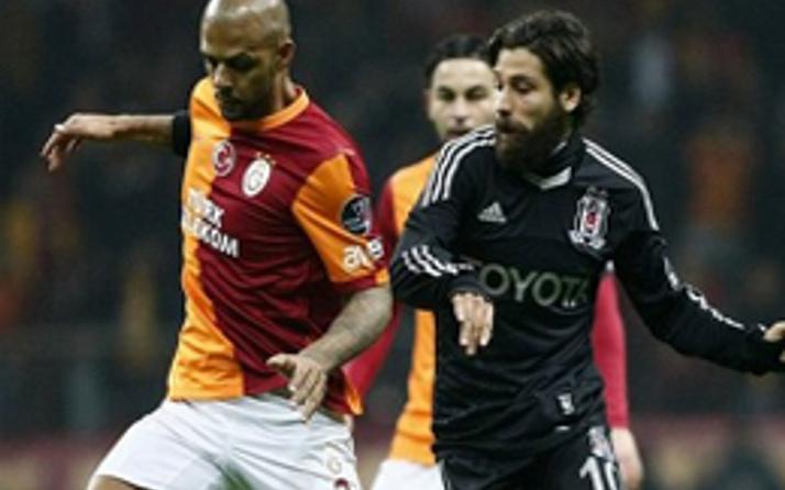 GS-BJK derbisi kaç kaç bitti? (Beşiktaş Galatasaray maç sonucu)