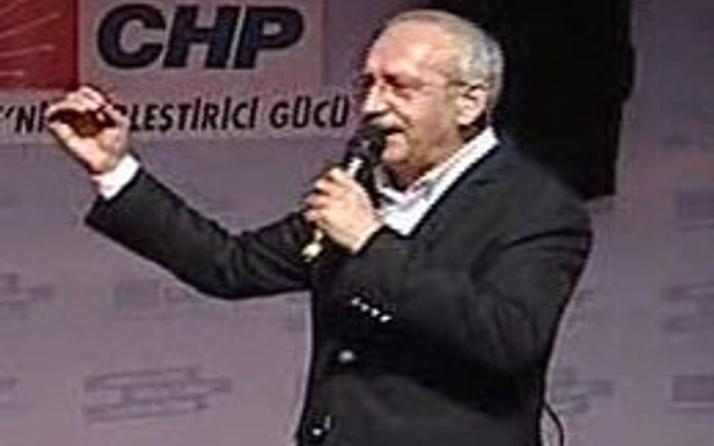 Kılıçdaroğlu'nun Rize mitinginde olaylar çıktı! 3 yaralı