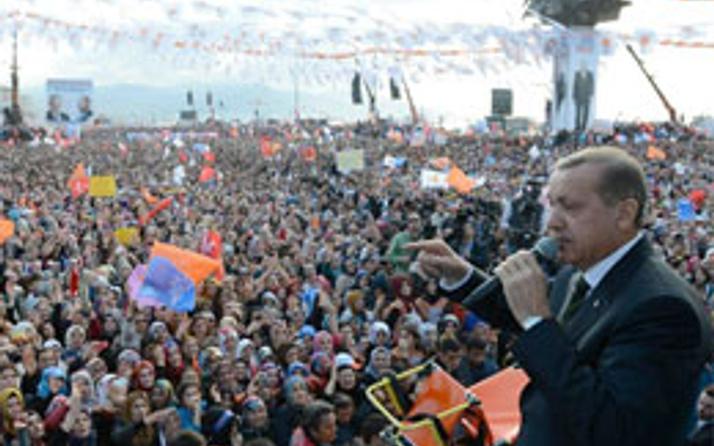 Erdoğan açıkladı İzmir mitinginde kaç kişi vardı?