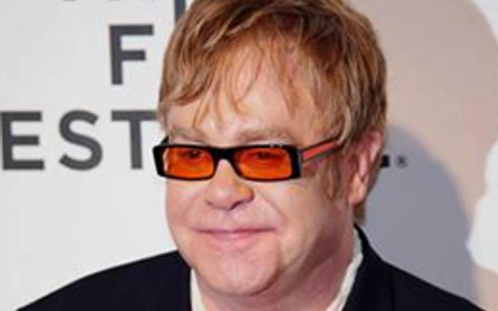 Sir Elton John ilk eşcinsel evliliği yapıyor