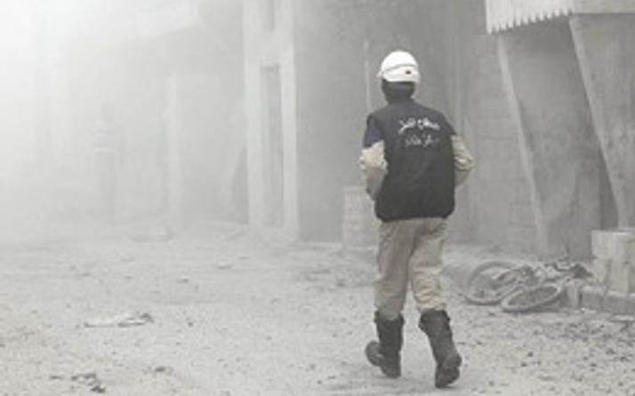 Suriye'de klor gazı iddiası