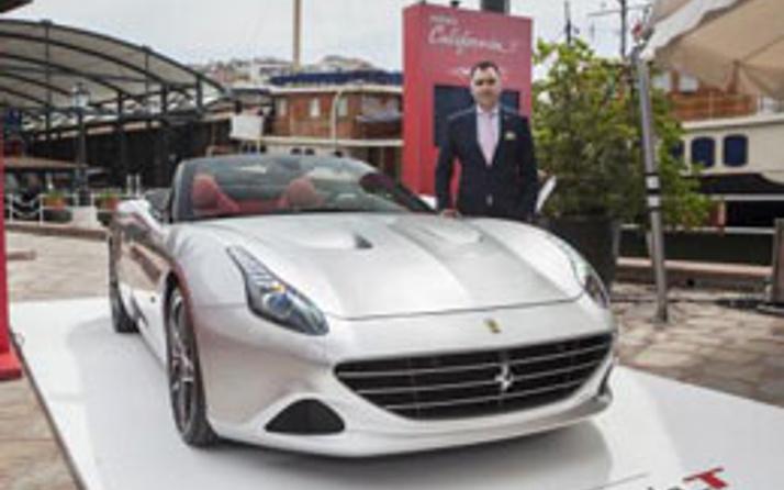 Ferrari California T Turkiye De Internet Haber