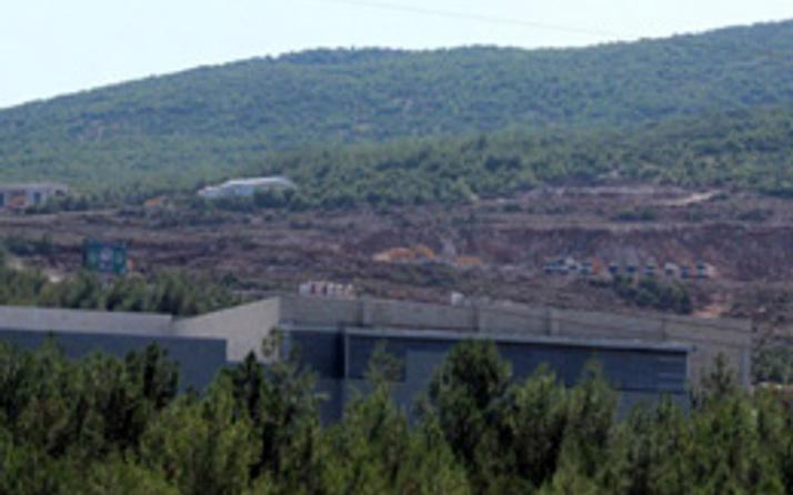 Belediye hastane inşaatını durdurdu