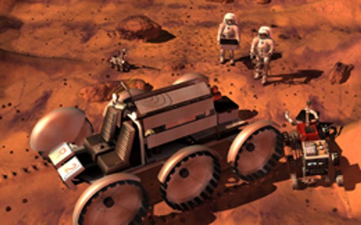 Mars'ta yaşam için ilk adımlar atılıyor!