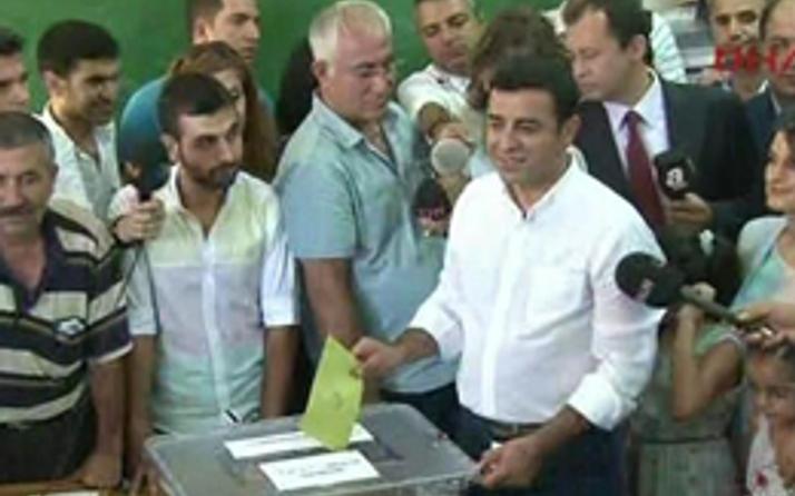 Demirtaş'ın oy patlamasının nedeni Gezi gençliği!