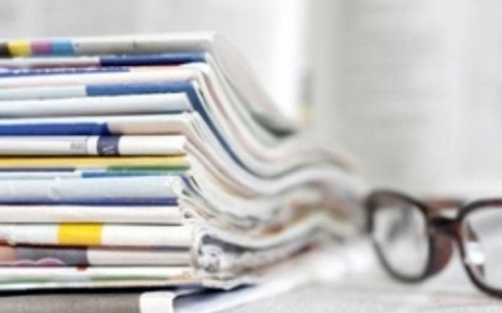 12 Kasım Çarşamba Gazete manşetleri