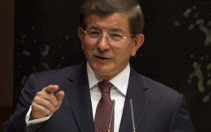 Davutoğlu'ndan HDP'ye tezkere ve Kobani tepkisi!