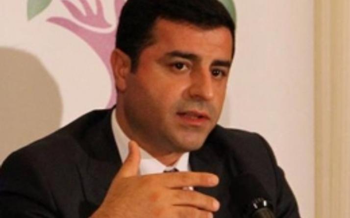 Demirtaş'ın 'şapşik' tweet'i Twitter'ı yıktı!