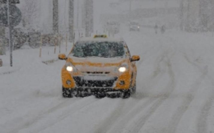 İBB'den İstanbul için kar alarmı