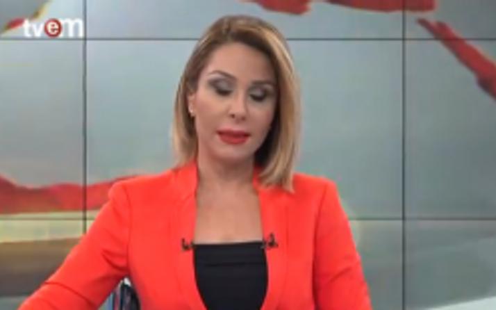 TVeM spikeri isyan etti: Ben seks objesi değilim!
