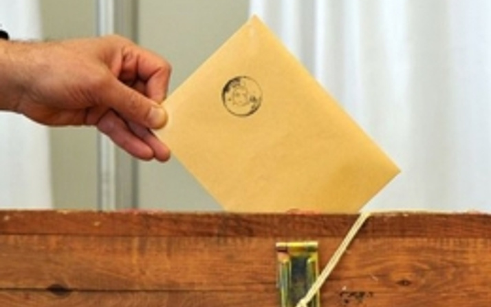 Seçim sonuçları sandık oy oranları-2015