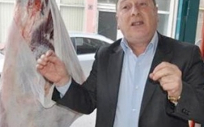 'Domuz eti kasaplarda satıldı'