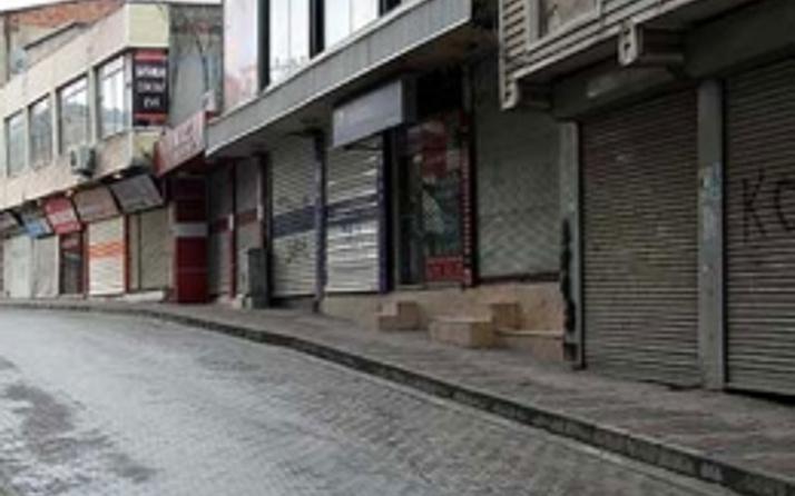 Kepenkler Öcalan için kapandı!